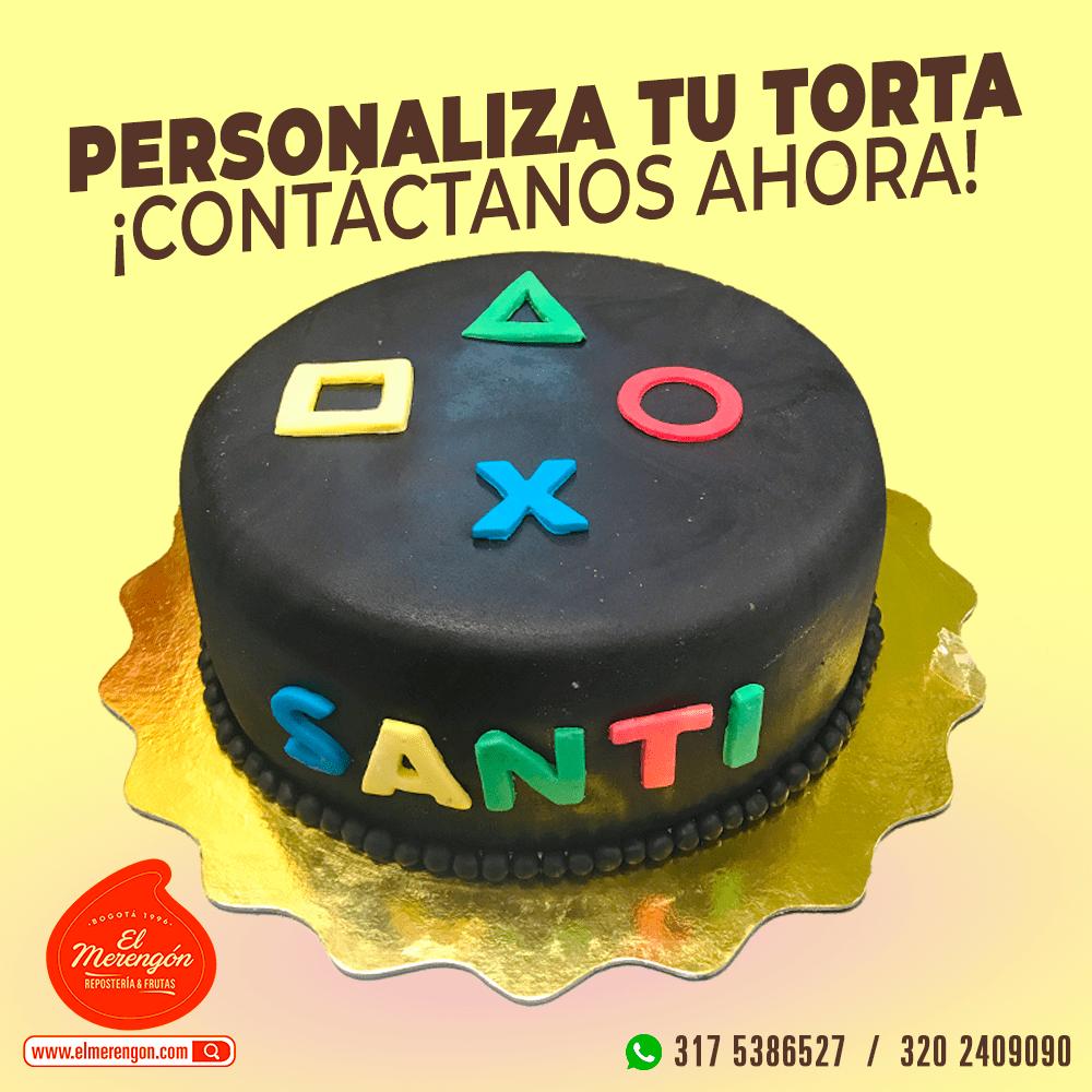 Torta PS, El Merengón