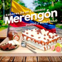 Merengón Queso / Bocadillo