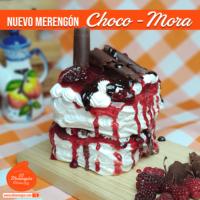 Merengón Personal Choco/Mora