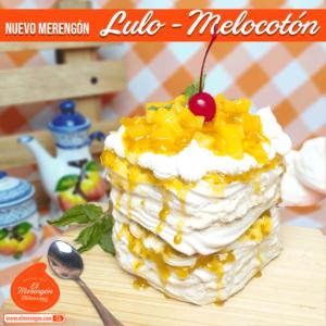 Merengón Personal Lulo/Melocotón.