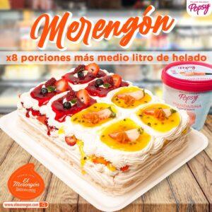 MERENGON X8 MAS MEDIO LITRO